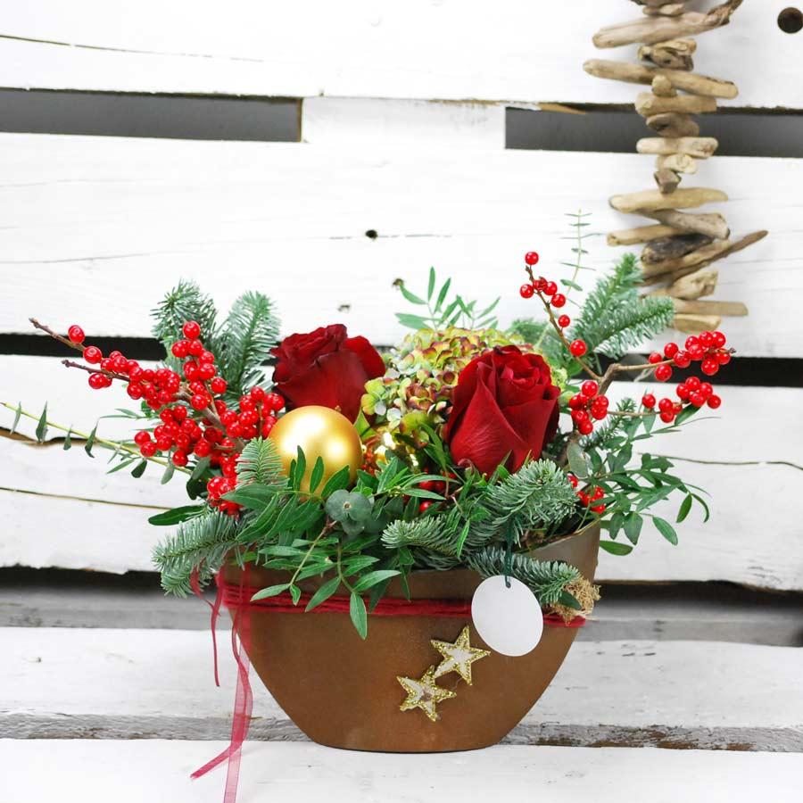 cesta de navidad 13