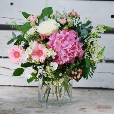 Flores sutileza en Pamplona